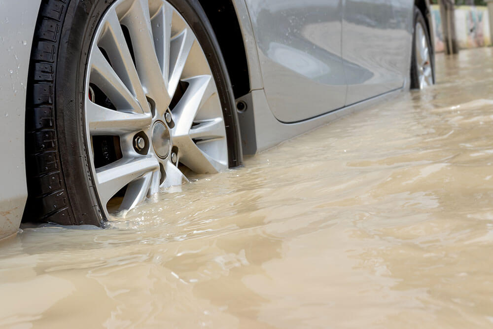 4 Steps if Your Car Has Been in a Flood