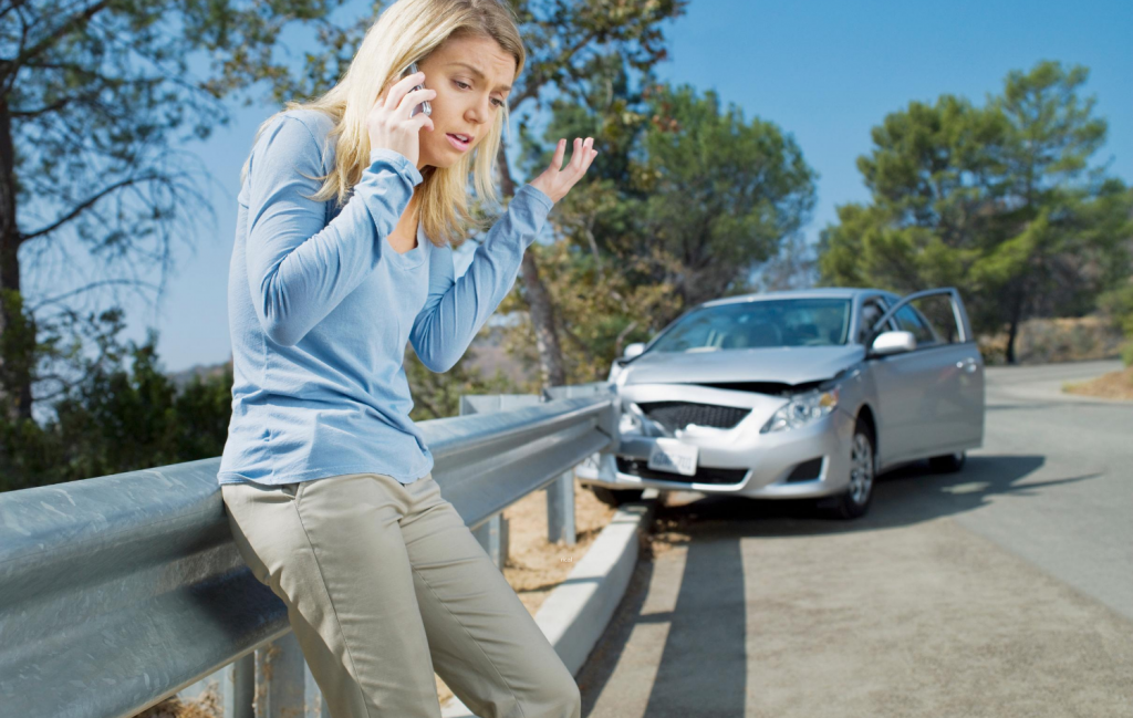 4 Common Causes of Summer Automobile Accidents