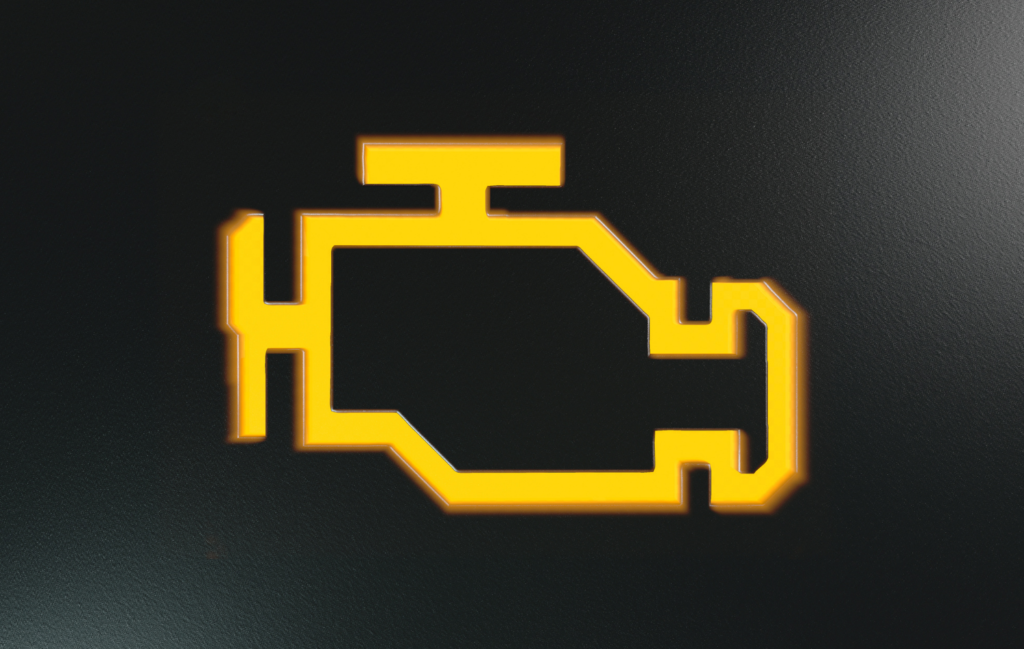 Your Check Engine Light Might Be On for the Following Reasons
