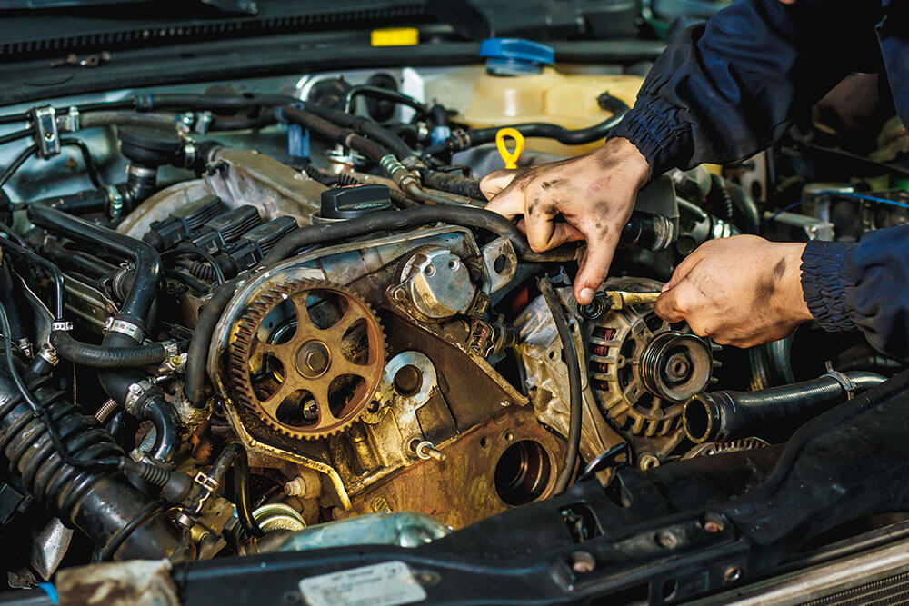3 Reasons for an Engine Overhaul